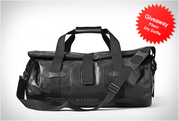 GIVEAWAY | FILSON DRY DUFFLE | Image