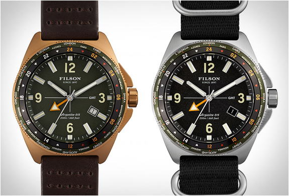 Filson Journeyman Watch | Image
