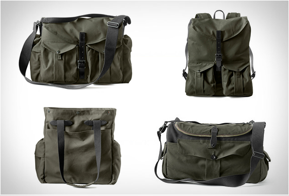FILSON X MAGNUM PHOTOGRAPHY BAGS | Image