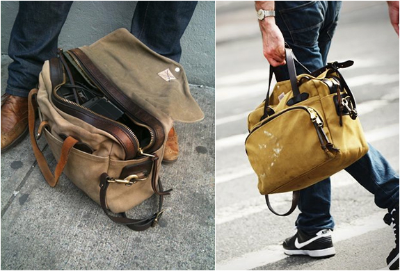 PADDED LAPTOP BAG | BY FILSON | Image