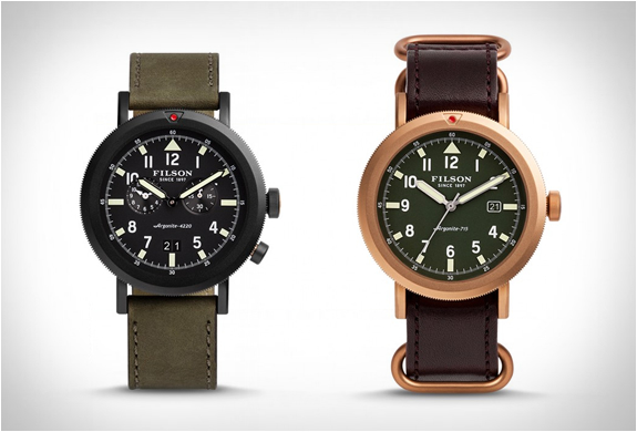 FILSON SCOUT WATCH | Image