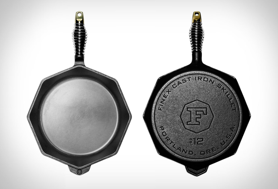 Finex Cast Iron Skillet | Image