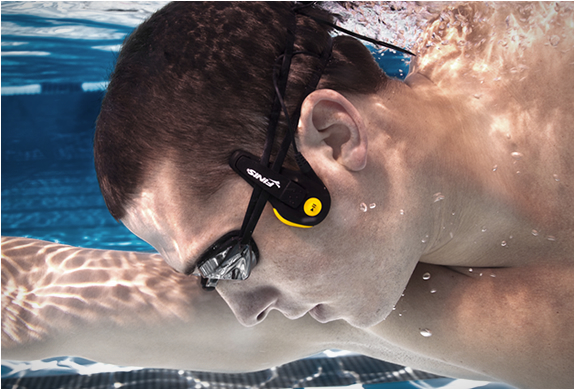 Finis Neptune | Underwater Mp3 Player | Image