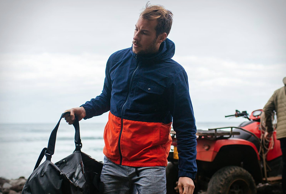 FINISTERRE LATITUDE JACKET | Image