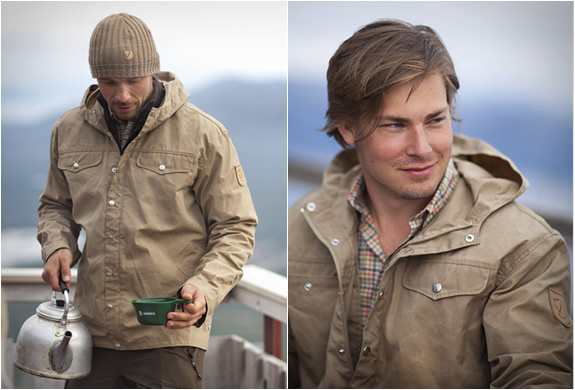 Greenland No1 Jacket By Fjallraven