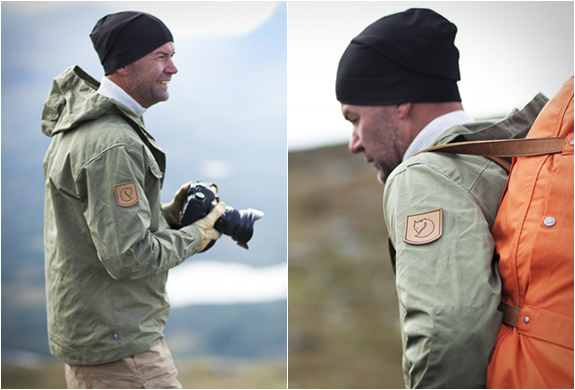 Greenland No1 Jacket | By Fjallraven | Image