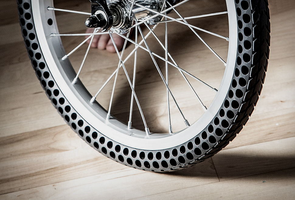 Flat Free Bicycle Tires | Image