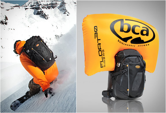 FLOAT BACKPACK AIRBAGS | BY BACKCOUNTRY ACCESS | Image