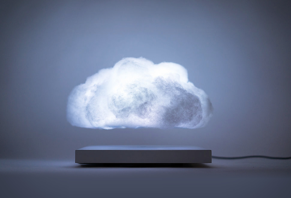 Floating Cloud Lamp | Image