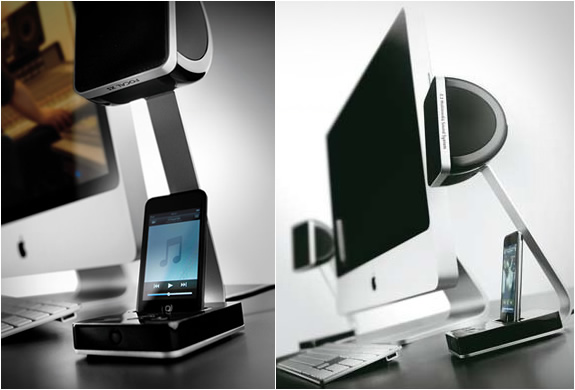 Focal Xs Speakers With Dock | Image