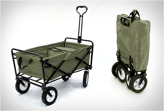 Folding Utility Wagon | Image