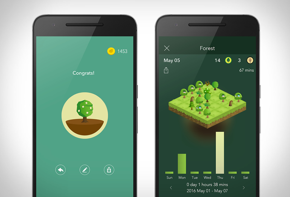 Forest App | Image