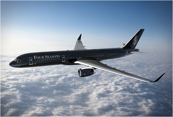 FOUR SEASONS PRIVATE JET AROUND THE WORLD TOUR | Image