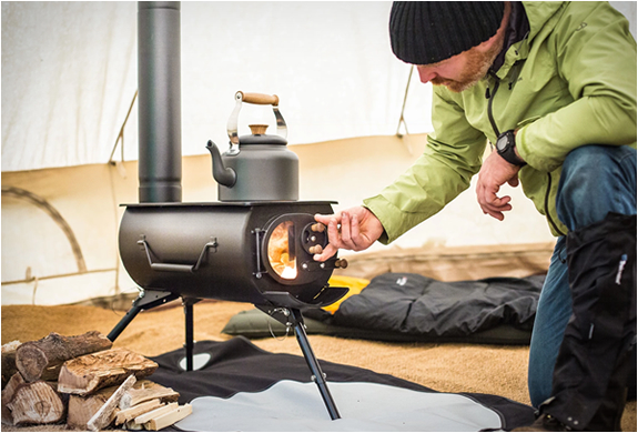 Frontier Plus Portable Stove | Image