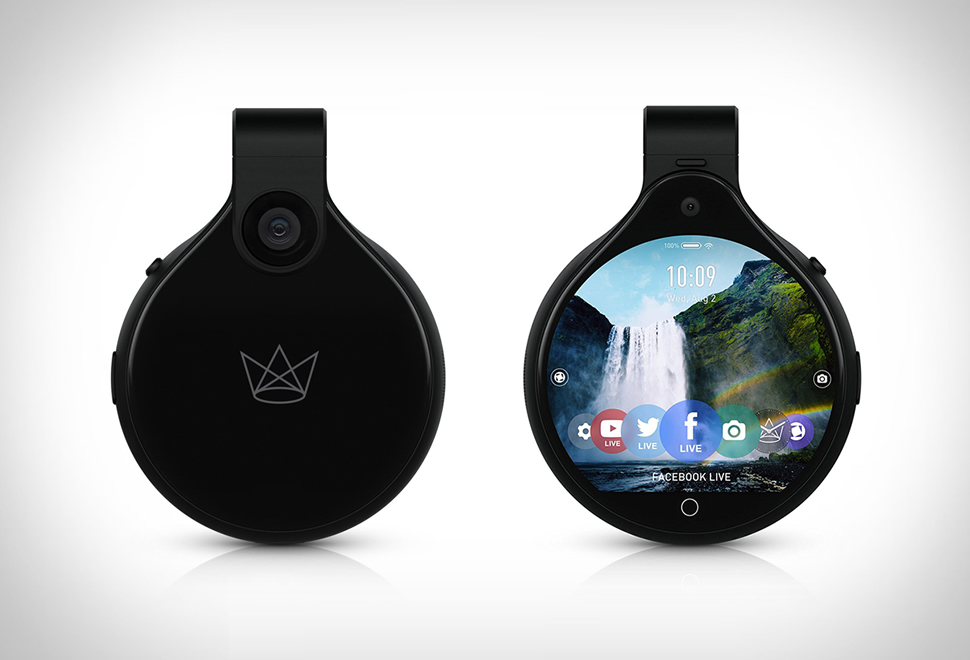 FrontRow Wearable Camera | Image