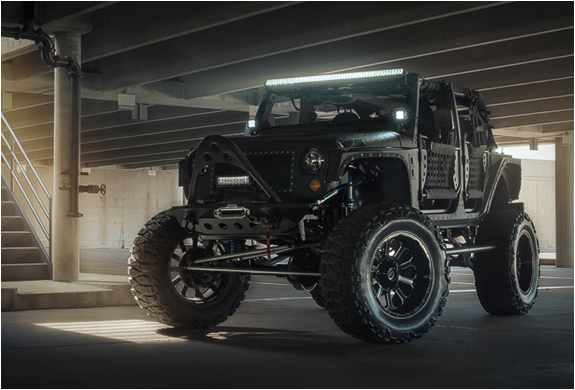 FULL METAL JACKET JEEP | BY STARWOOD MOTORS | Image