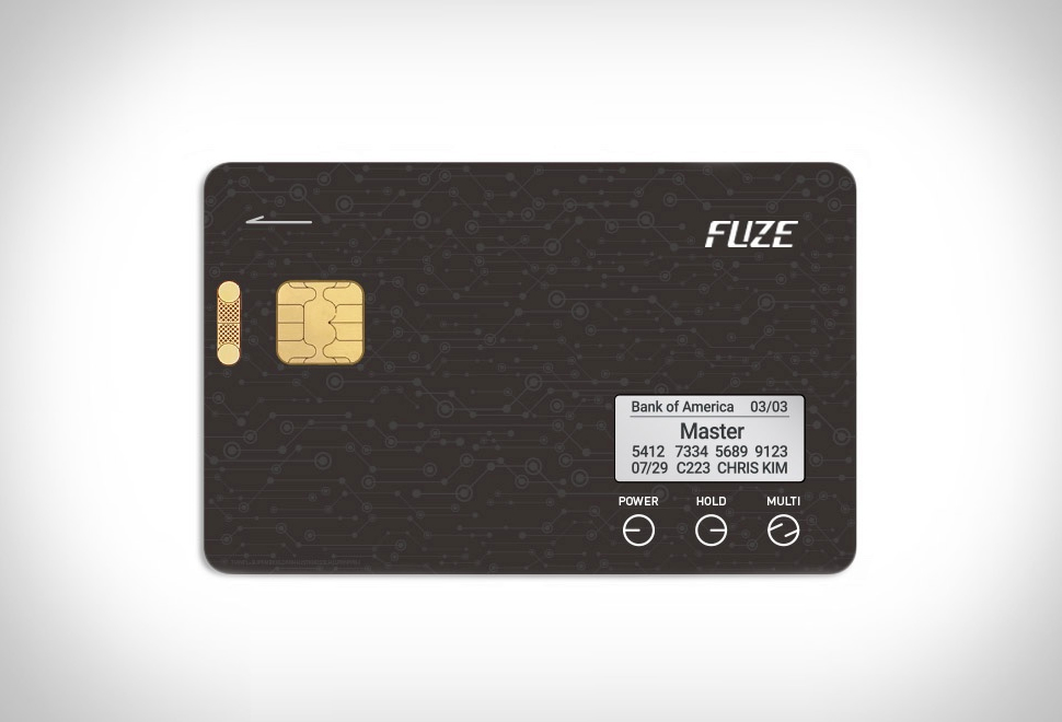 FUZE SMART CREDIT CARD | Image