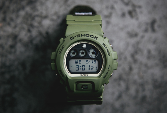 G-SHOCK X UNDEFEATED DW-6901UD-3 | Image