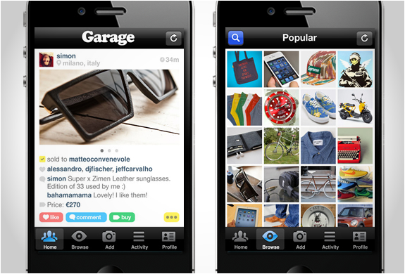 Garage App | Buy & Sell With Your Friends | Image