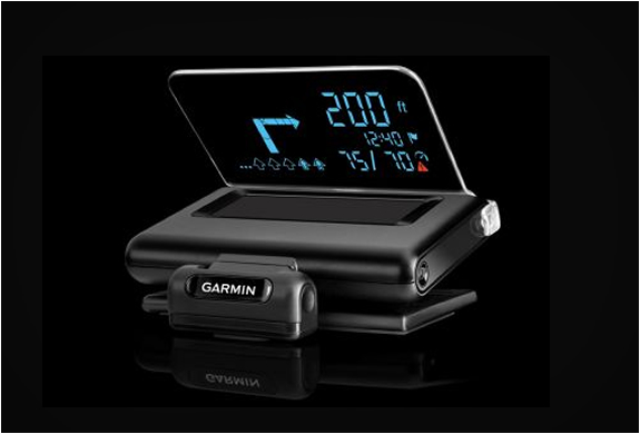 Head Up Display By Garmin