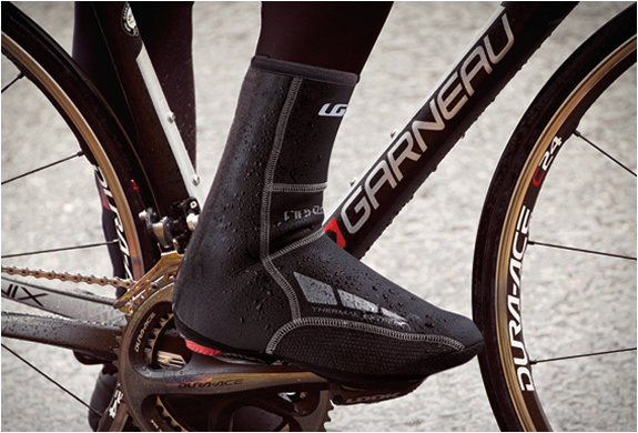 CYCLING SHOE COVERS | BY GARNEAU | Image