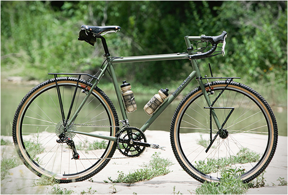GEEKHOUSE WOODVILLE TOURING BIKE | Image
