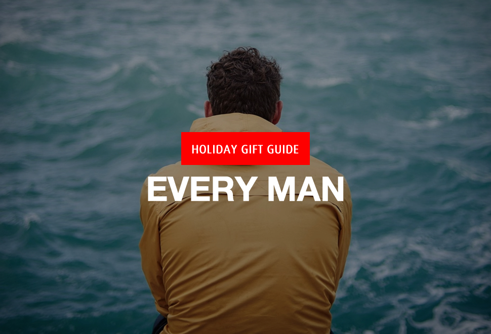 GIFT GUIDE 2015 | EVERY MAN | Image