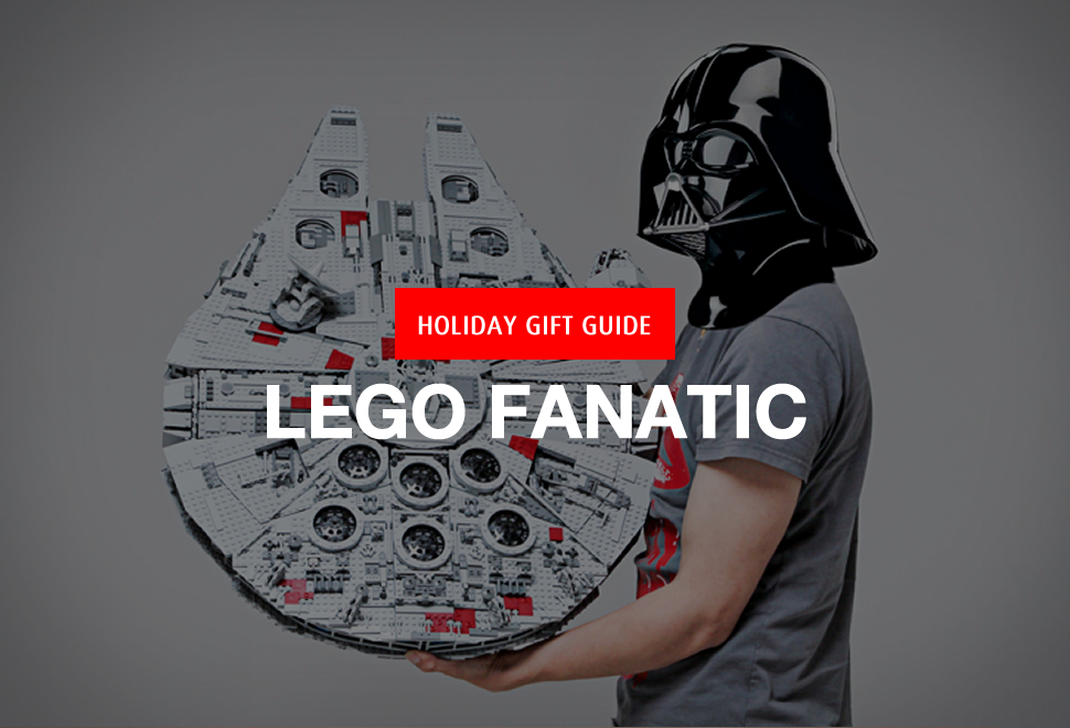 Gift Guide 2015 | Lego Fanatic | Image