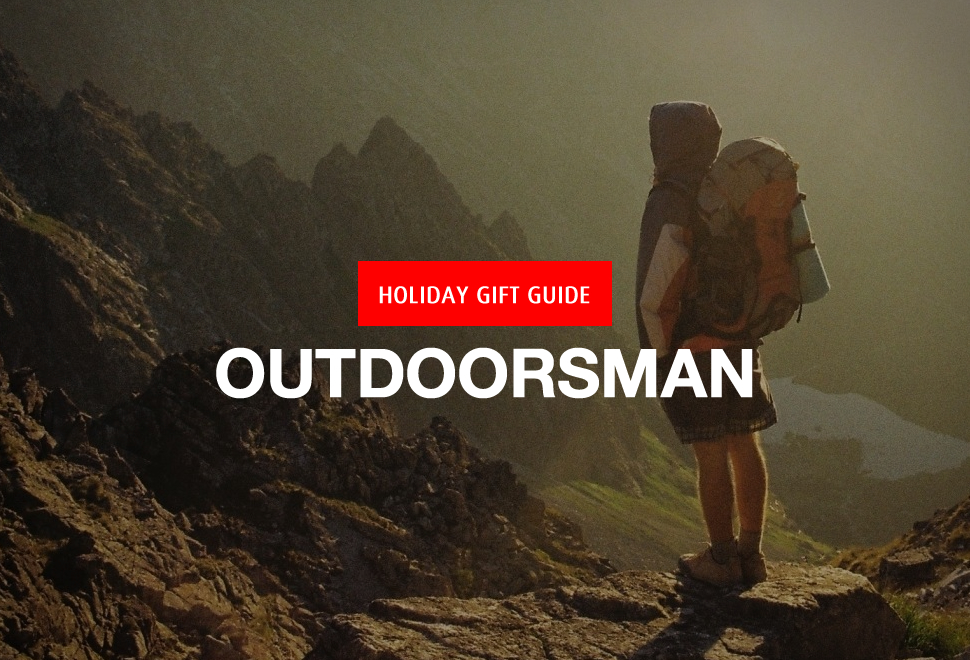 GIFT GUIDE 2015 | OUTDOORSMAN | Image