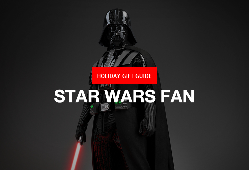 GIFT GUIDE 2015 | STAR WARS FAN | Image