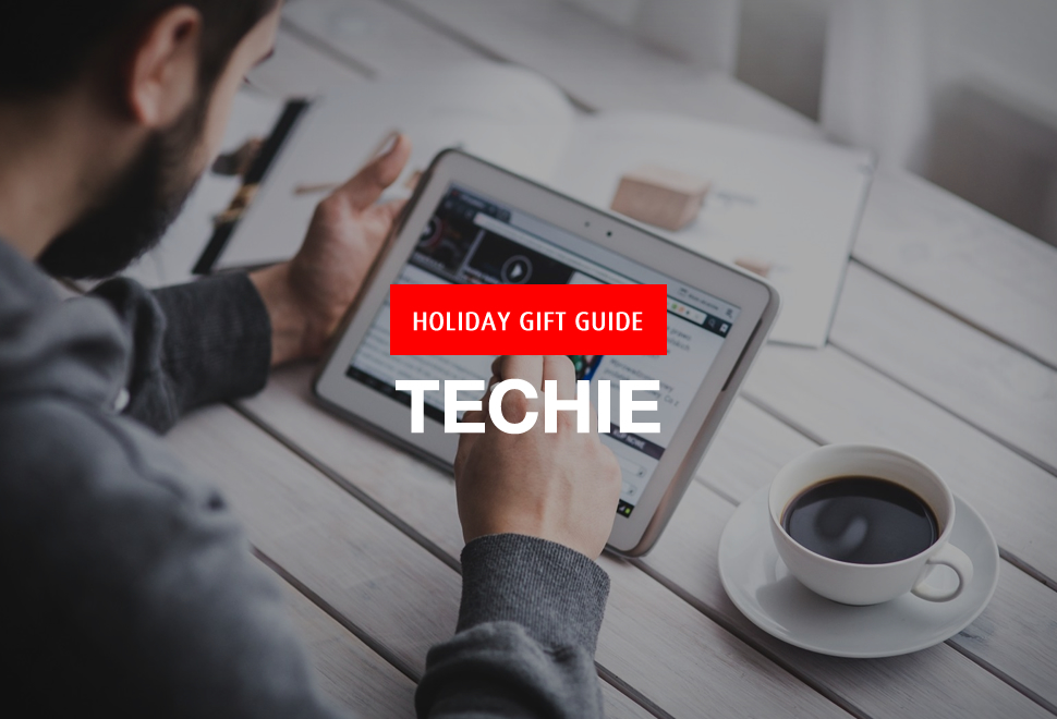 GIFT GUIDE 2015 | TECHIE | Image