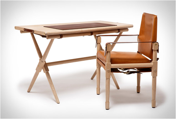 CAMPAIGN FURNITURE COLLECTION | BY GHURKA | Image