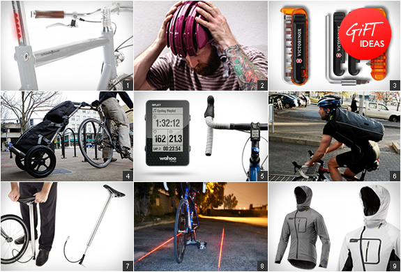 GIFT IDEAS | BIKE COMMUTER | Image