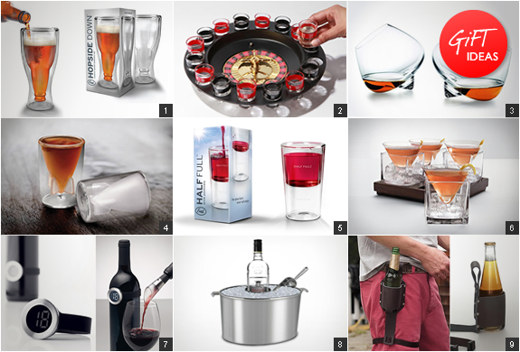 GIFT IDEAS | FOR THE DRINKER | Image