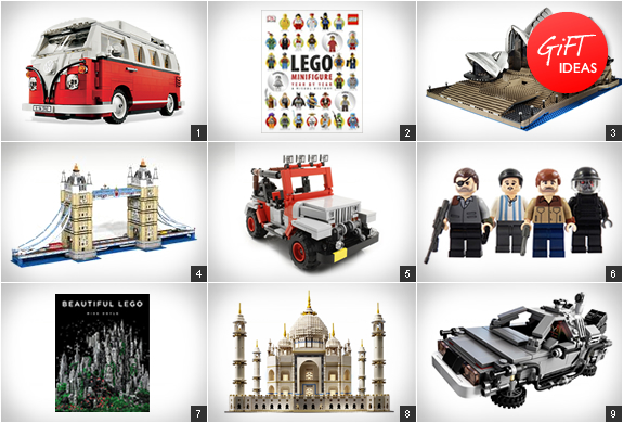 GIFT IDEAS | LEGO FANATIC | Image