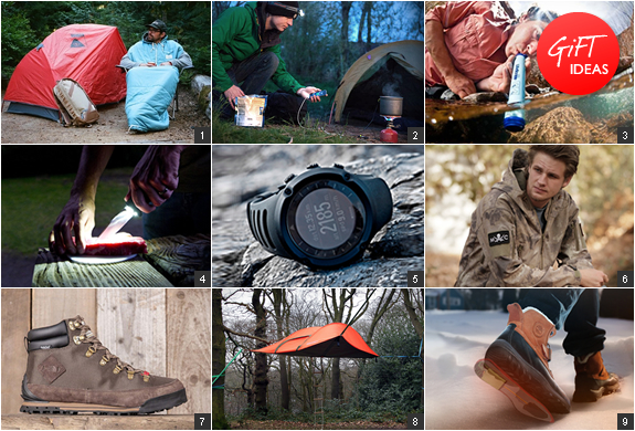 Gift Ideas | The Outdoorsman | Image