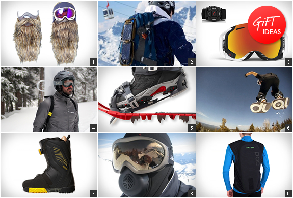 GIFT IDEAS | SNOW RIDER | Image
