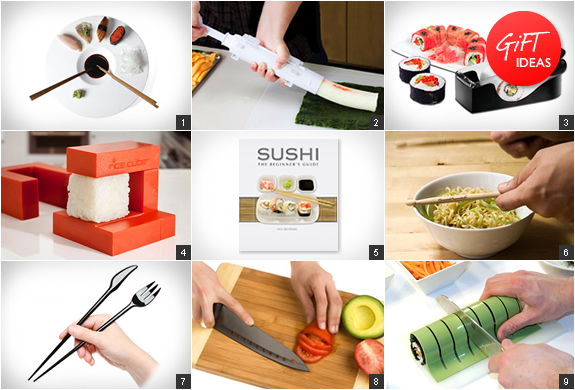 GIFT IDEAS | SUSHI LOVER | Image