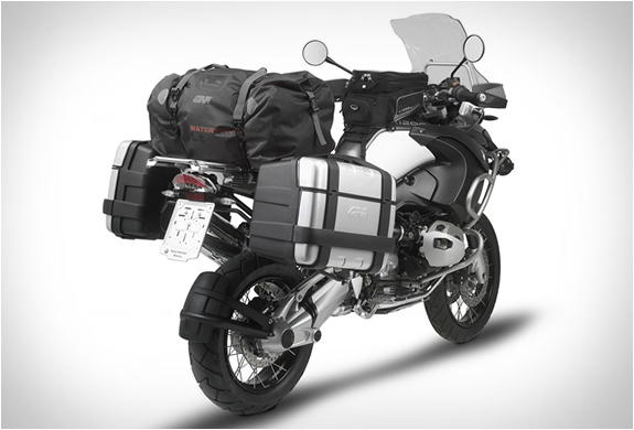 GIVI WATERPROOF MOTORCYCLE BAGS | Image