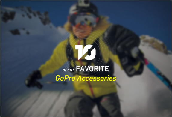 GOPRO ACCESSORIES | Image