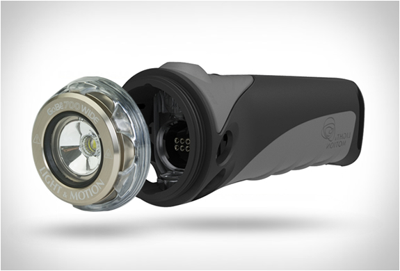 Gobe Modular Flashlight | Image