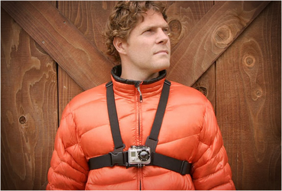 GOPRO CHEST MOUNT HARNESS | Image