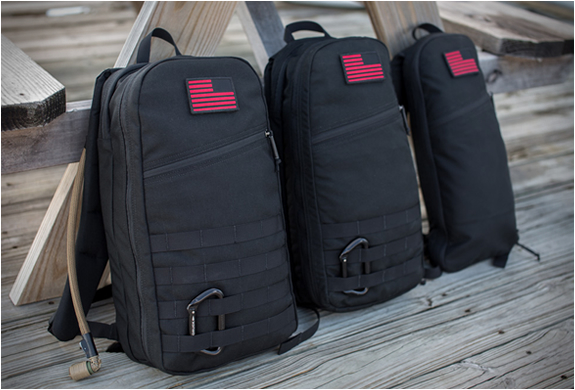 BULLET RUCKS | BY GORUCK | Image