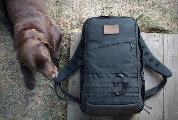 Gr2 Overnight Backpack | By Goruck | Image