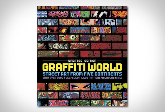 Graffiti World | Street Art From 5 Continents | Image