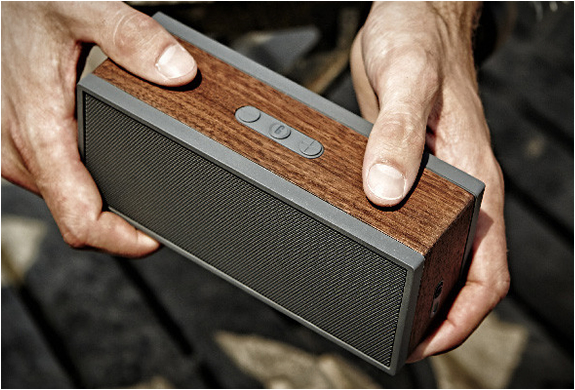 PWS WIRELESS SPEAKER | BY GRAIN AUDIO | Image