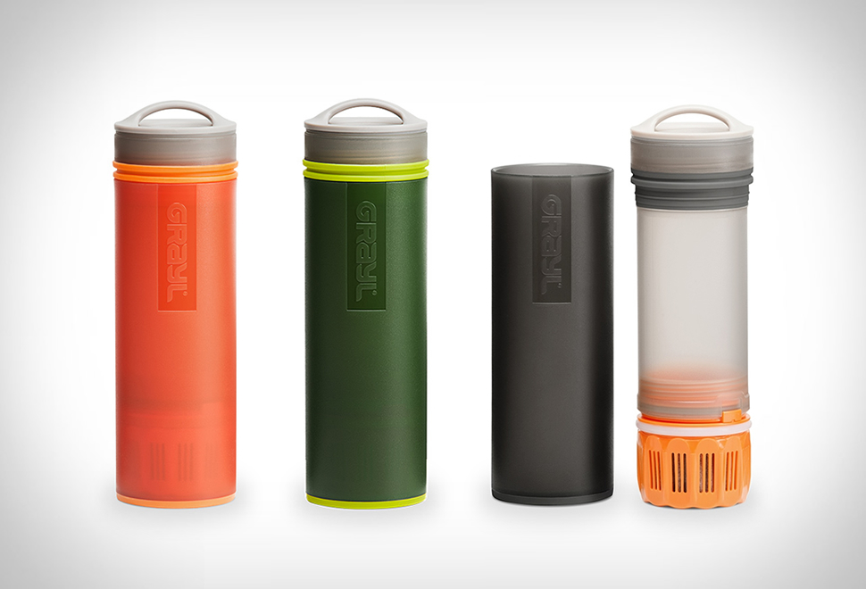 Grayl Ultralight Water Purifier | Image