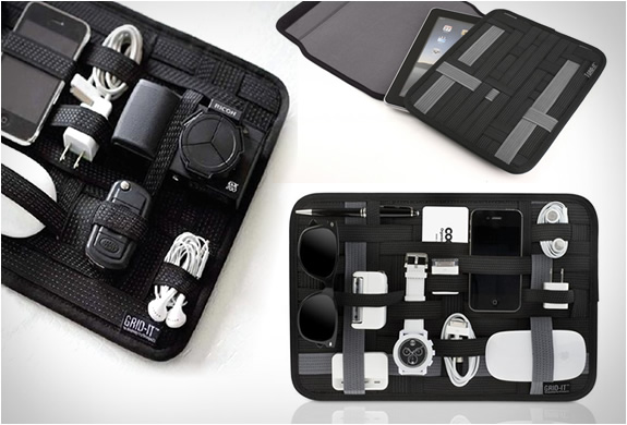 GRID-IT | GADGET ORGANIZER | Image