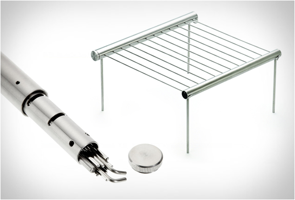 GRILLIPUT | PORTABLE CAMPING GRILL | Image