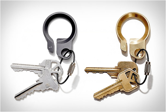 GROVEMADE KEY RING | Image